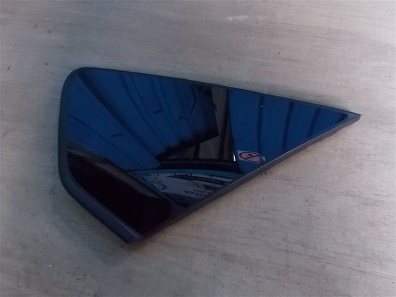Форточка кузова Toyota Prius ZVW30 2012 задняя правая (б/у)