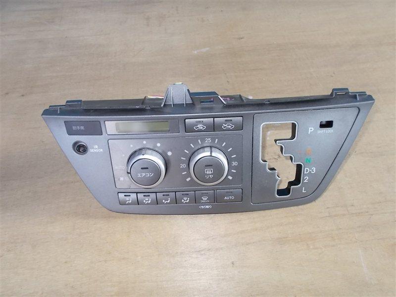 Климат-контроль Toyota Raum NCZ25 2007 (б/у)