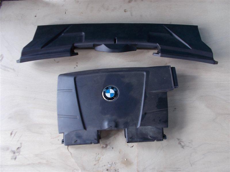 Крышка двс декоративная Bmw 3 Series E90 N46B20 2010 (б/у)