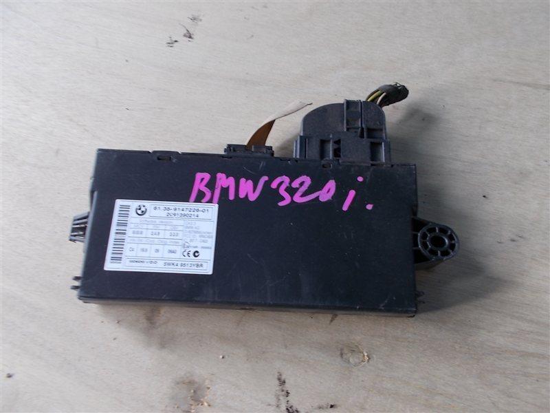 Блок управления Bmw 3 Series E90 N46B20 2010 (б/у)