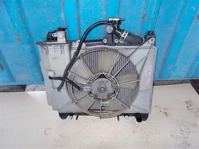 Радиатор Toyota Ist NCP61 1NZ 2003 (б/у)