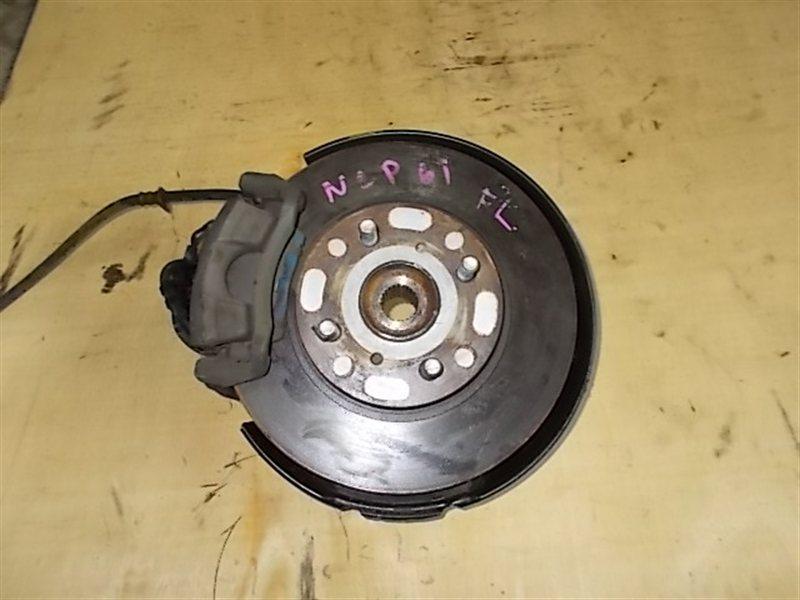 Ступица Toyota Ist NCP61 2004 передняя левая (б/у)