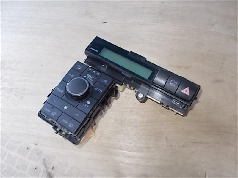 Климат-контроль Toyota Wish ZGE25 2007 (б/у)