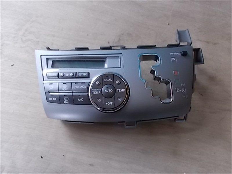 Климат-контроль Toyota Estima GSR50 2007 (б/у)