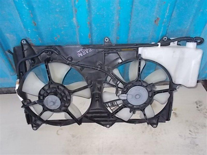 Диффузор радиатора Toyota Voxy ZRR70 3ZR 2008 (б/у)