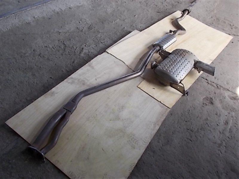 Глушитель Bmw 3 Series E90 N46B20 (б/у)
