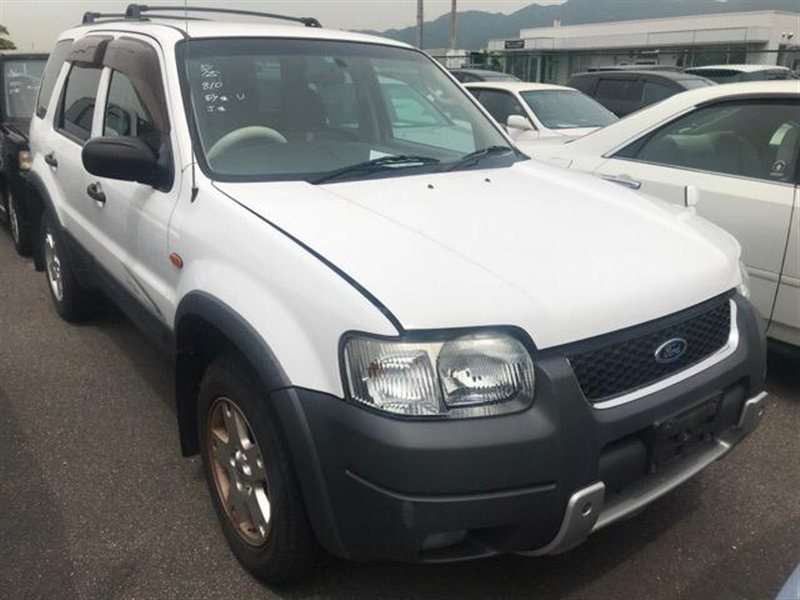 Капот Mazda Ford Escape EP3WF 2005 (б/у)