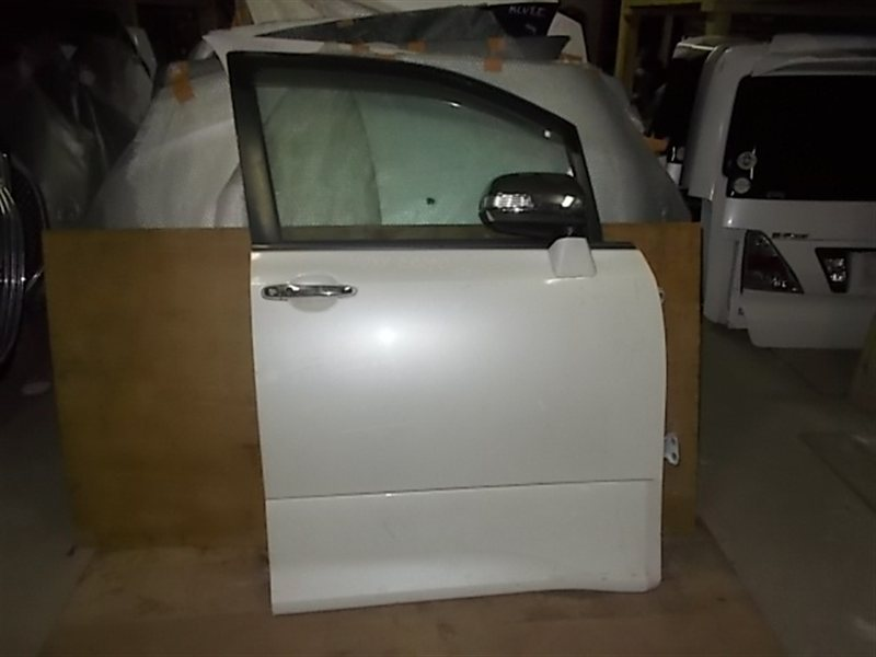 Дверь Toyota Noah ZRR70 2010 передняя правая (б/у)