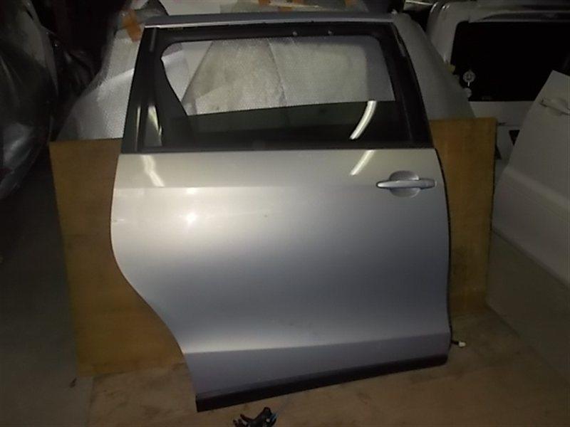 Дверь Toyota Estima Hybrid AHR20 задняя правая (б/у)