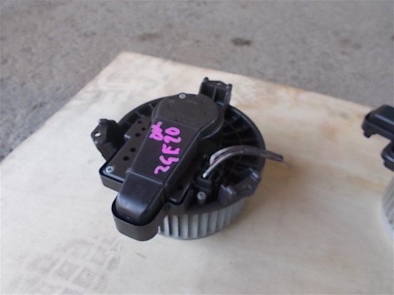 Мотор печки Toyota Wish ZGE20 2010 (б/у)