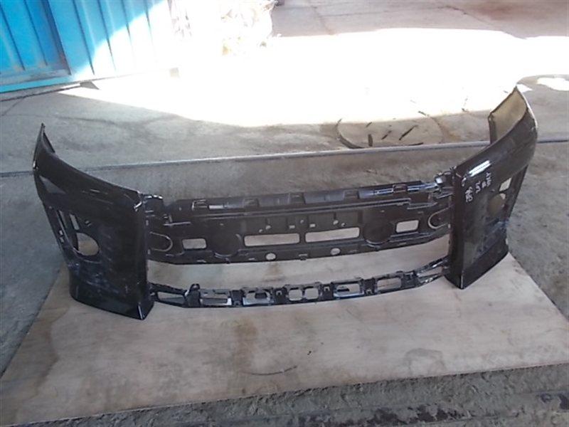 Бампер Toyota Voxy ZRR80 передний (б/у)