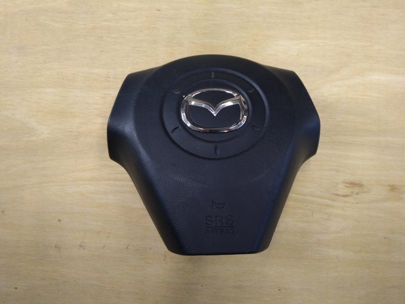 Аирбаг на руль Mazda Axela BK5P ZY-VE 2004 (б/у)