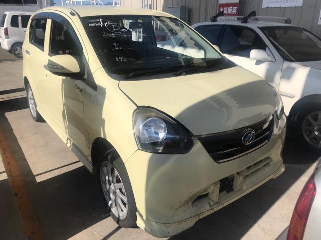 Nose cut Daihatsu Mira Eis LA300S KF-VE3 2012 (б/у)