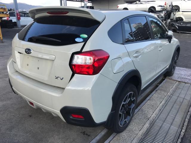 Стекло собачника Subaru Xv GP7 FB20 2012 правое (б/у)