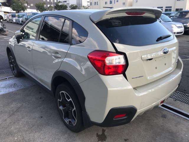 Стекло собачника Subaru Xv GP7 FB20 2012 левое (б/у)