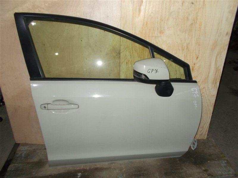 Дверь Subaru Xv GP7 FB20 2012 передняя правая (б/у)