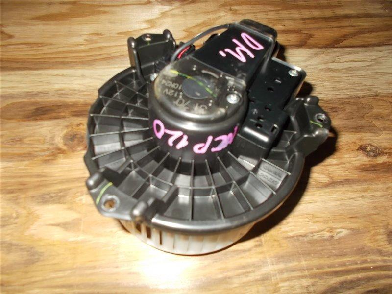 Мотор печки Toyota Ractis NCP120 (б/у)