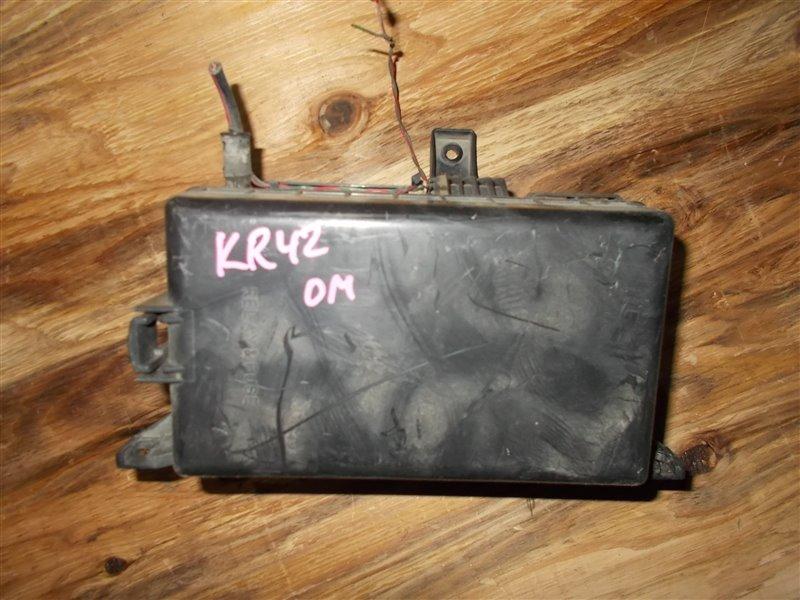Блок предохранителей Toyota Liteace KR42 (б/у)