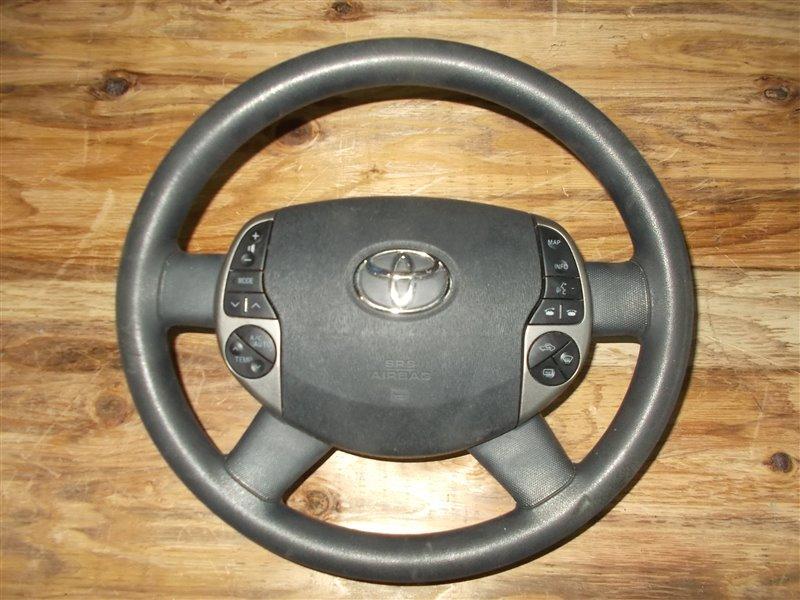 Руль с airbag Toyota Prius NHW20 (б/у)
