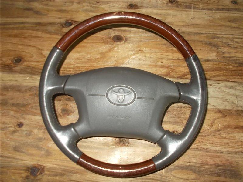 Руль с airbag Toyota Estima Hybrid AHR10 (б/у)