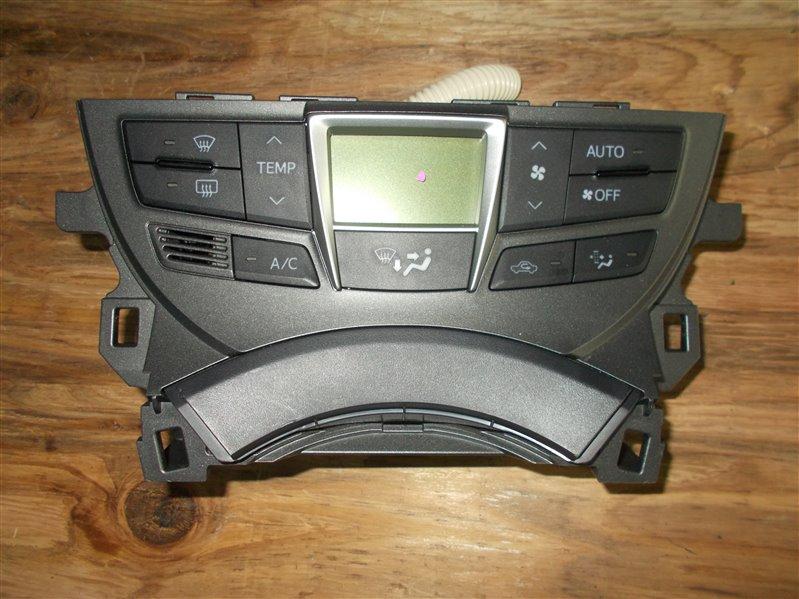 Климат-контроль Toyota Ractis NCP120 1NZ 2011 (б/у)