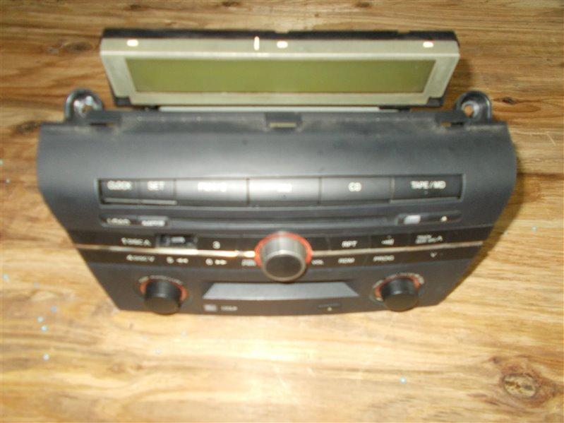 Магнитофон Mazda Axela BK5P (б/у)