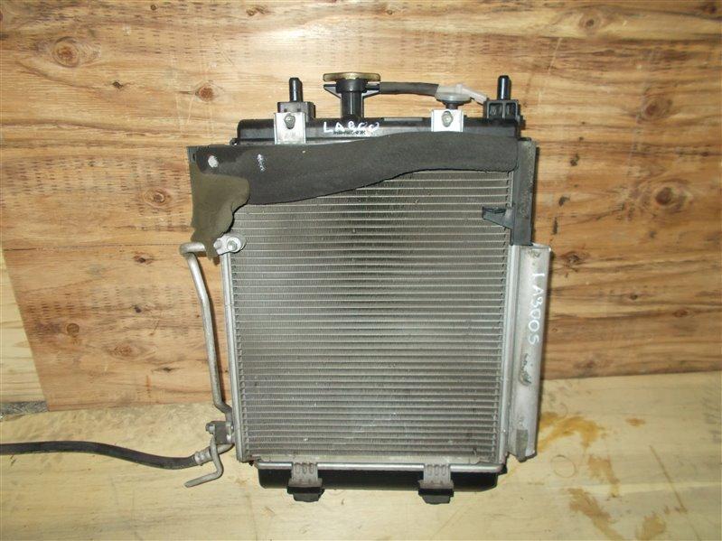 Радиатор Daihatsu Mira Eis LA300S KF-VE3 2012 (б/у)