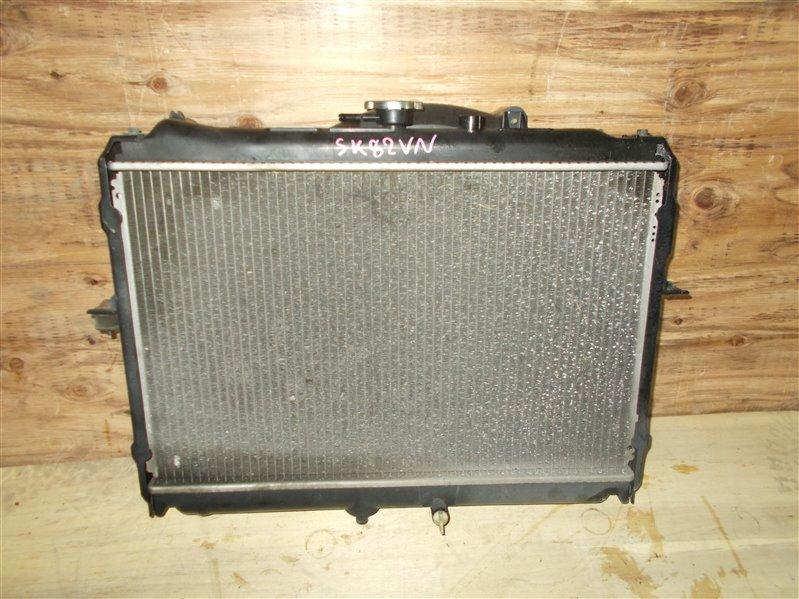 Радиатор Mazda Bongo SK82VN F8 (б/у)