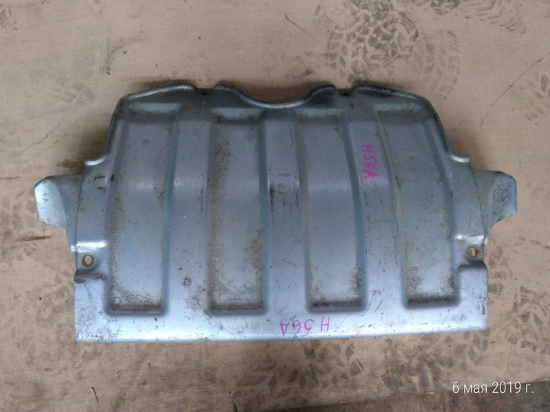 Защита двигателя Mitsubishi Pajero Mini H56A (б/у)