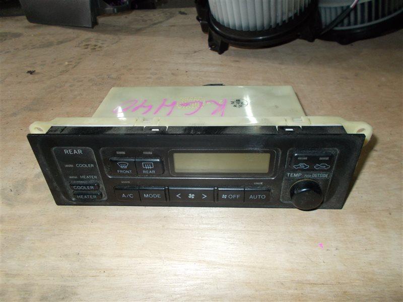 Климат-контроль Toyota Hiace Regius KCH40 1KZ 1998 (б/у)