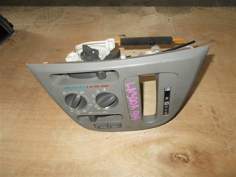 Климат-контроль Toyota Pixis Epoch LA300A KF-VE3 2012 (б/у)