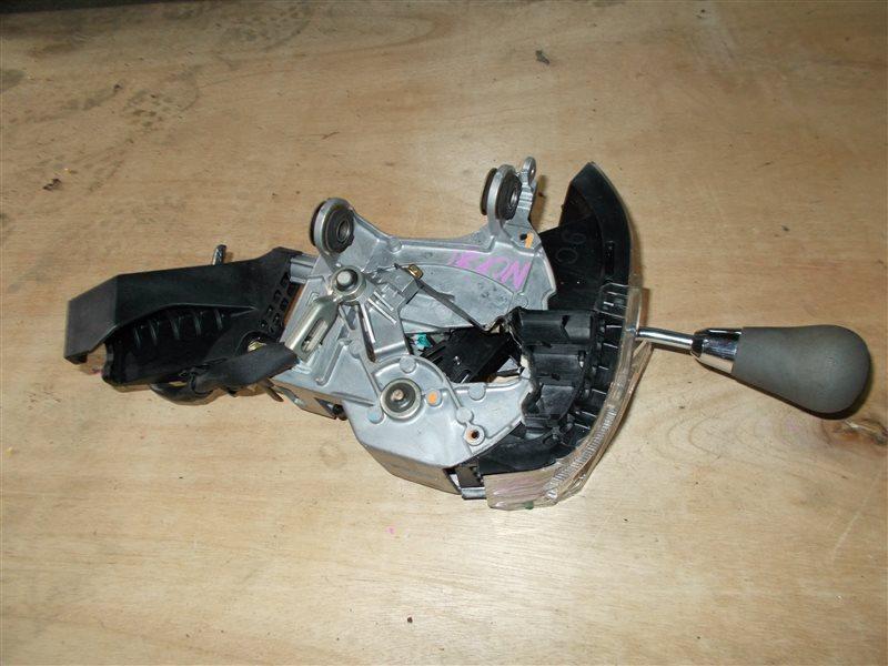 Селектор акпп Toyota Sienta NCP81 1NZ 2004 (б/у)