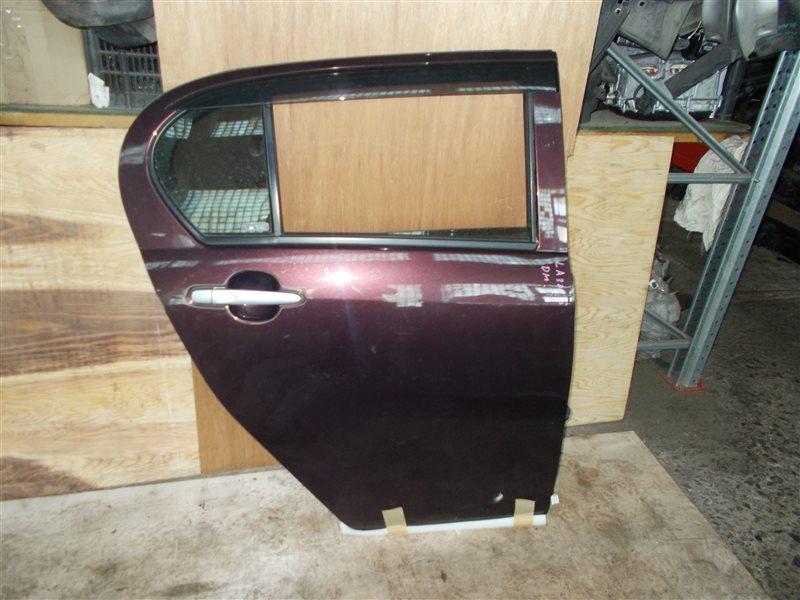 Дверь Daihatsu Mira Eis LA300S задняя правая (б/у)