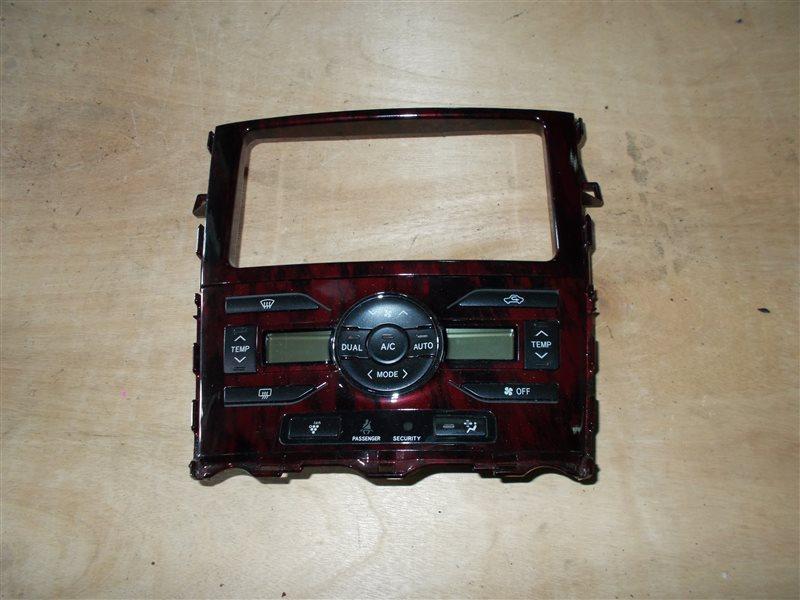 Климат-контроль Toyota Blade AZE156 2AZ 2012 (б/у)