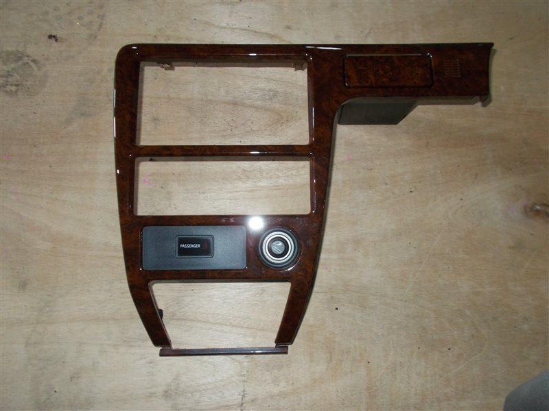 Консоль магнитофона Toyota Chaser JZX100 (б/у)