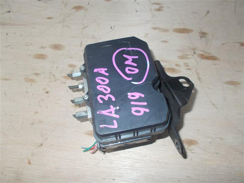 Блок abs Toyota Pixis Epoch LA300A KF-VE3 2012 (б/у)