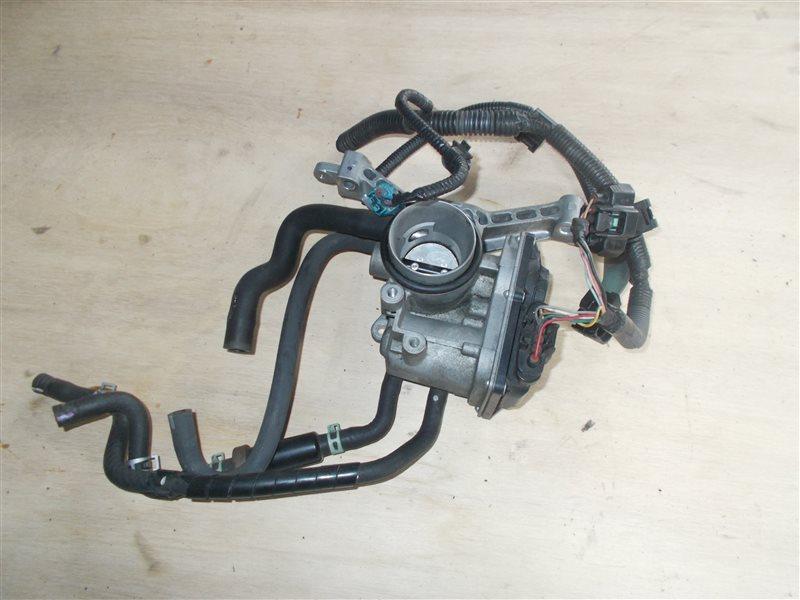 Дросельная заслонка Toyota Vitz SCP90 2SZ 2010 (б/у)