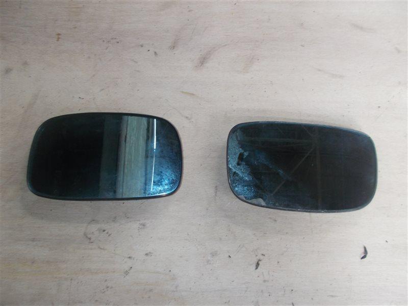 Зеркало-полотно Toyota Mark Ii GX100 1G 2000 левое (б/у)