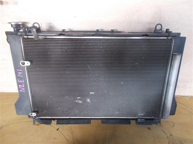 Радиатор Toyota Corolla Fielder NZE141 1NZ 2006 (б/у)