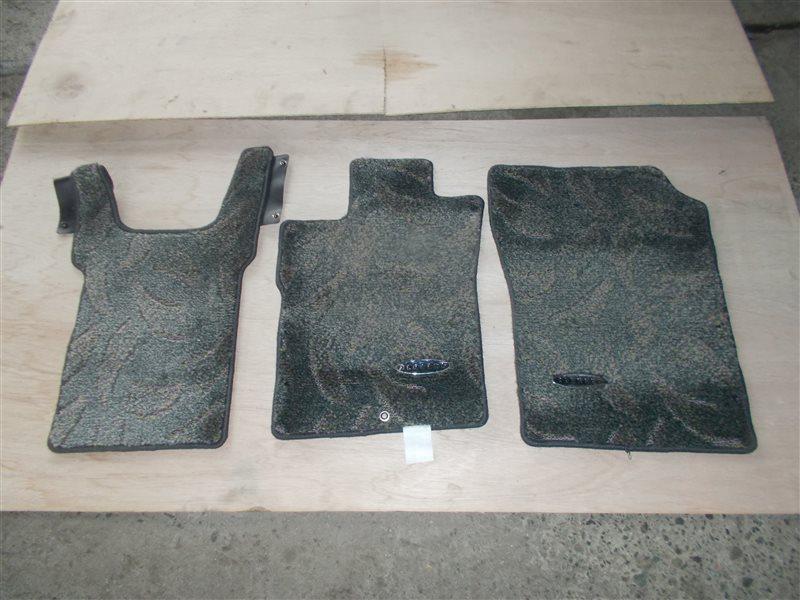 Коврики комплект Nissan Elgrand APWE50 (б/у)