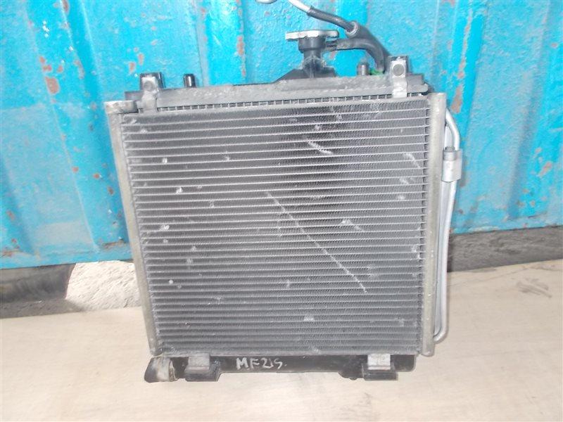 Радиатор Suzuki Mr Wagon MF21S (б/у)