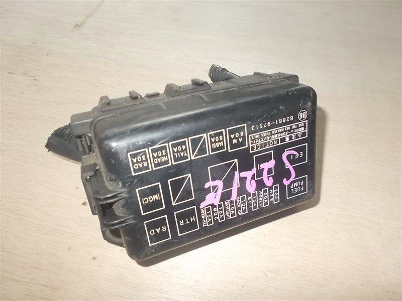 Блок предохранителей Toyota Sparky S221E (б/у)