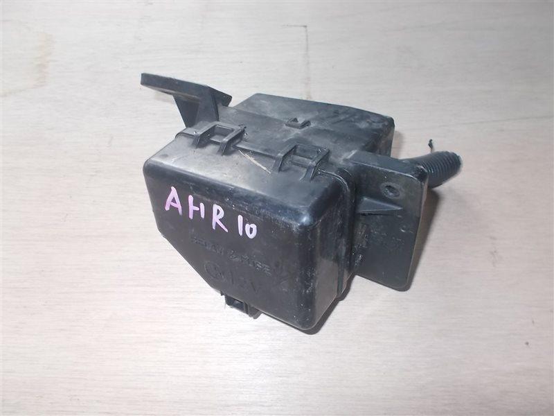 Блок предохранителей Toyota Estima Hybrid AHR10 2AZ-FXE (б/у)