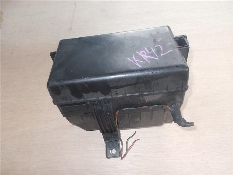 Блок предохранителей Toyota Liteace KR42 7K (б/у)