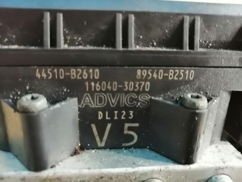 Блок abs Daihatsu Mira Eis LA300S (б/у)