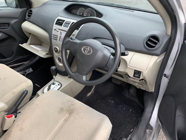 Климат-контроль Toyota Belta SCP92 2SZ 2008 (б/у)