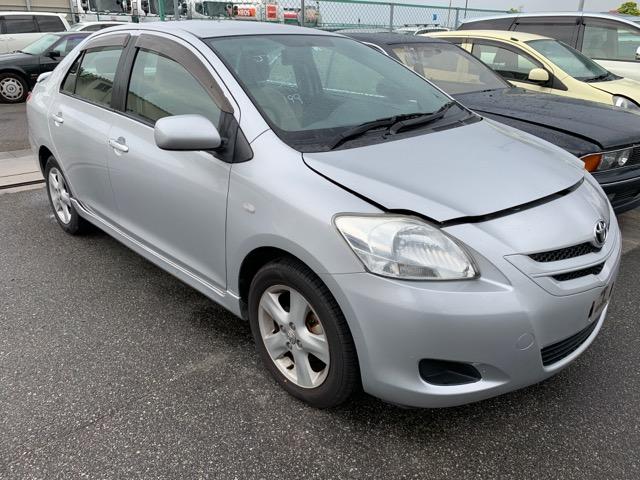 Зеркало Toyota Belta SCP92 2SZ 2008 правое (б/у)