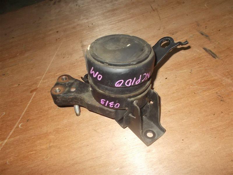 Подушка двигателя Toyota Ractis NCP100 1NZ 2006 (б/у)