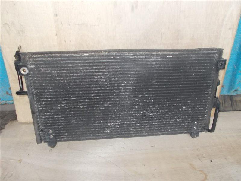 Радиатор кондиционера Mitsubishi Diamante F34A 6A13 2003 (б/у)