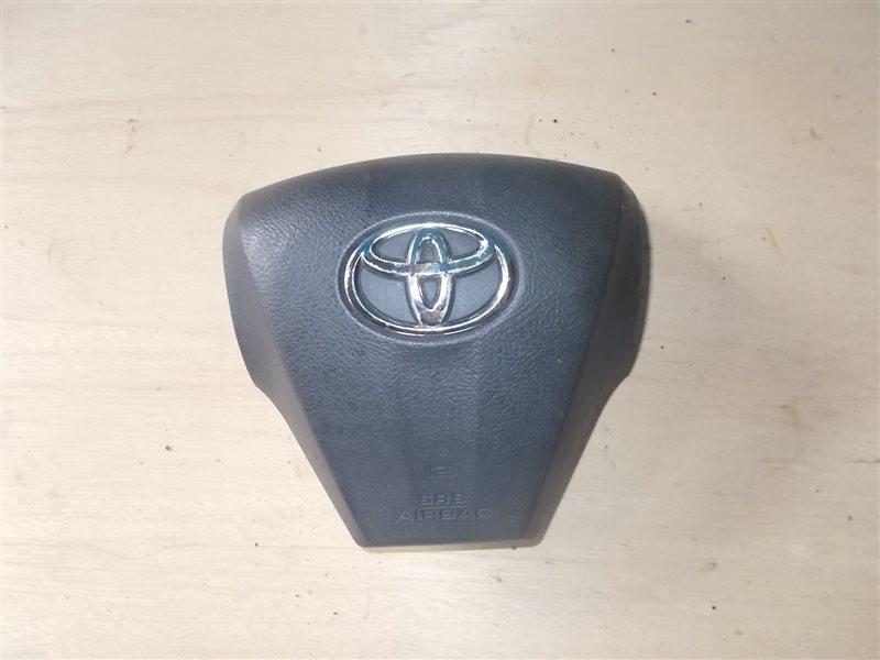 Аирбаг на руль Toyota Wish ZGE20 2ZR-FAE 2010 (б/у)